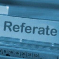 Написание реферата Пишем реферат без проблем общие признаки работы Написание реферата
