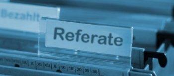 Пишем реферат без проблем: общие признаки работы