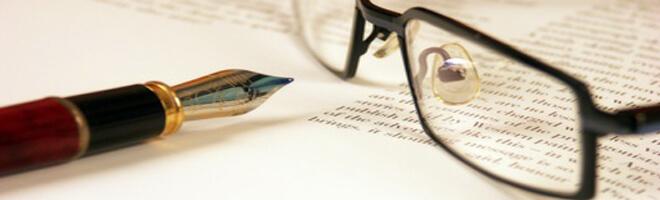 Оформление диссертации по общепринятым государственным стандартам