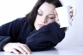 Симптомы недосыпания