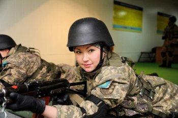 Военная кафедра девушкам