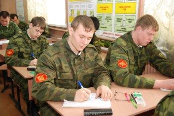О преимуществах учебы на военной кафедре