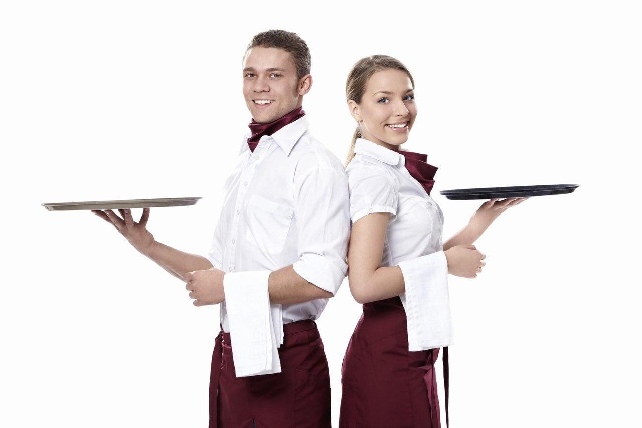 Работа официантом для студентов: советы начинающим