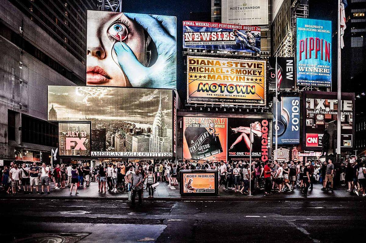 Рекламная продукция и ее виды в современном мире