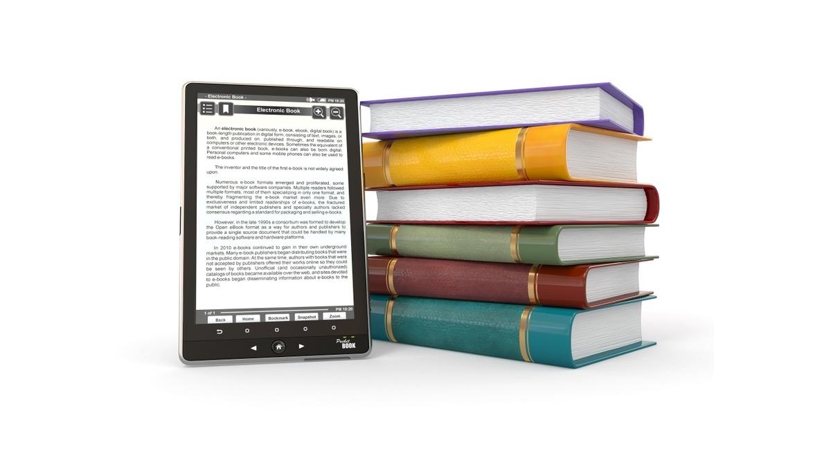 Топ читалок для Android: преимущества электронных книг перед бумажными