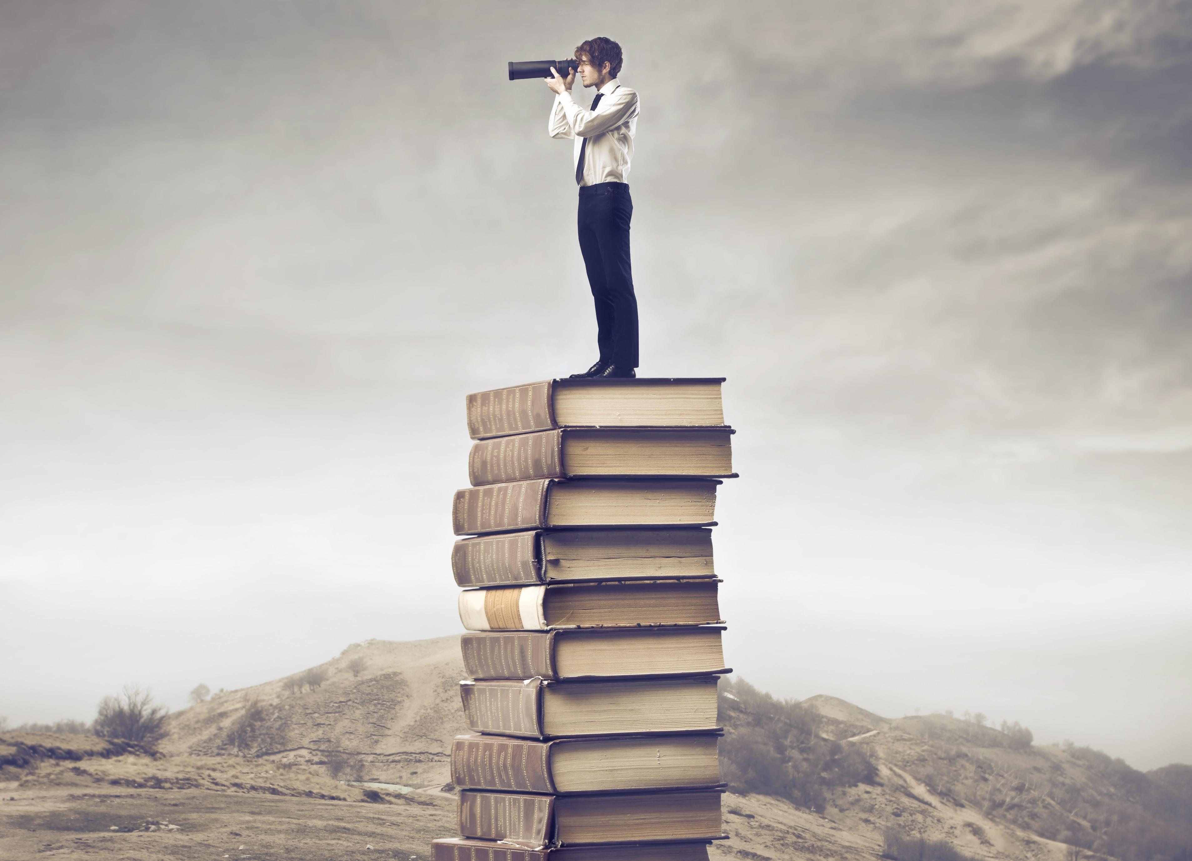 Полезная литература для саморазвития, особенности чтения