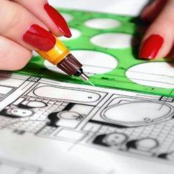 Размеры рамки для чертежа как основы  конструкторского этапа