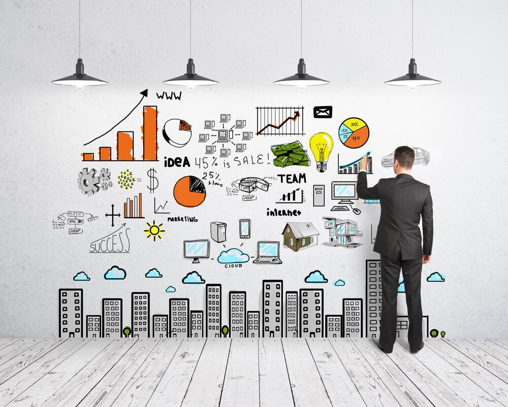 Как правильно составить бизнес-план: алгоритм действий, образец