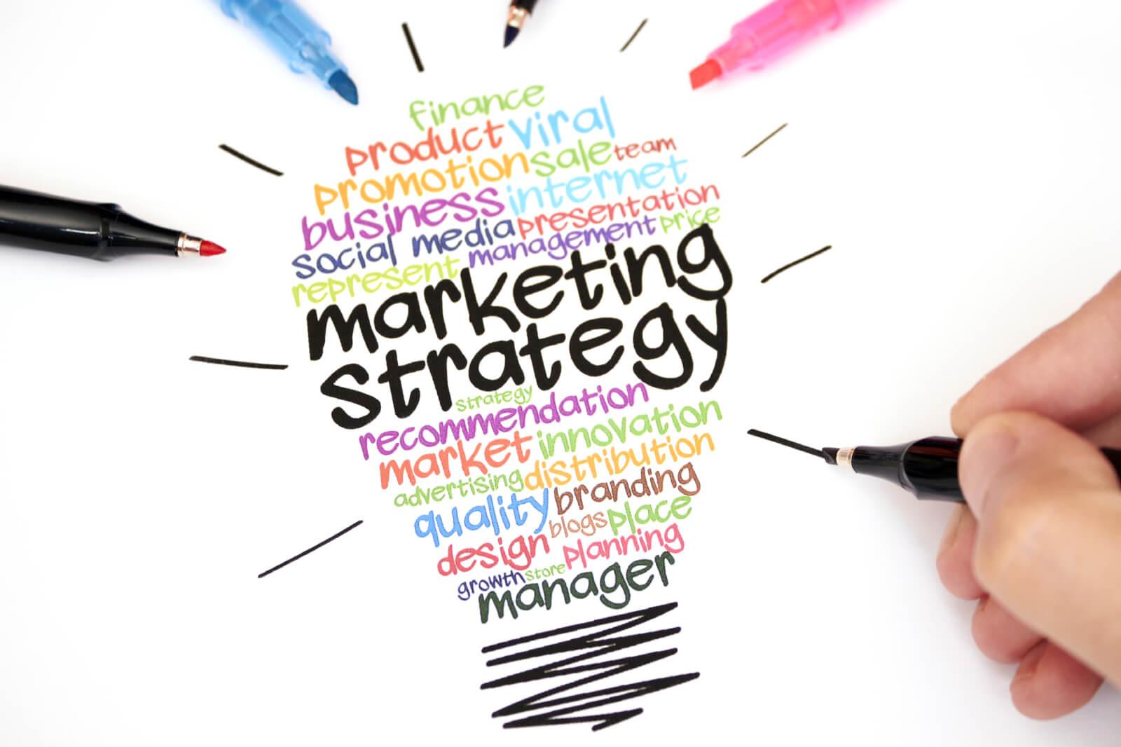 Что такое стратегия маркетинга, ее роль в бизнес-плане