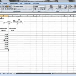 Создаем бизнес-план с расчетами в Excel: инструкции и образец