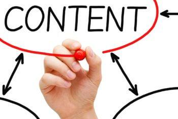 Понятие контента