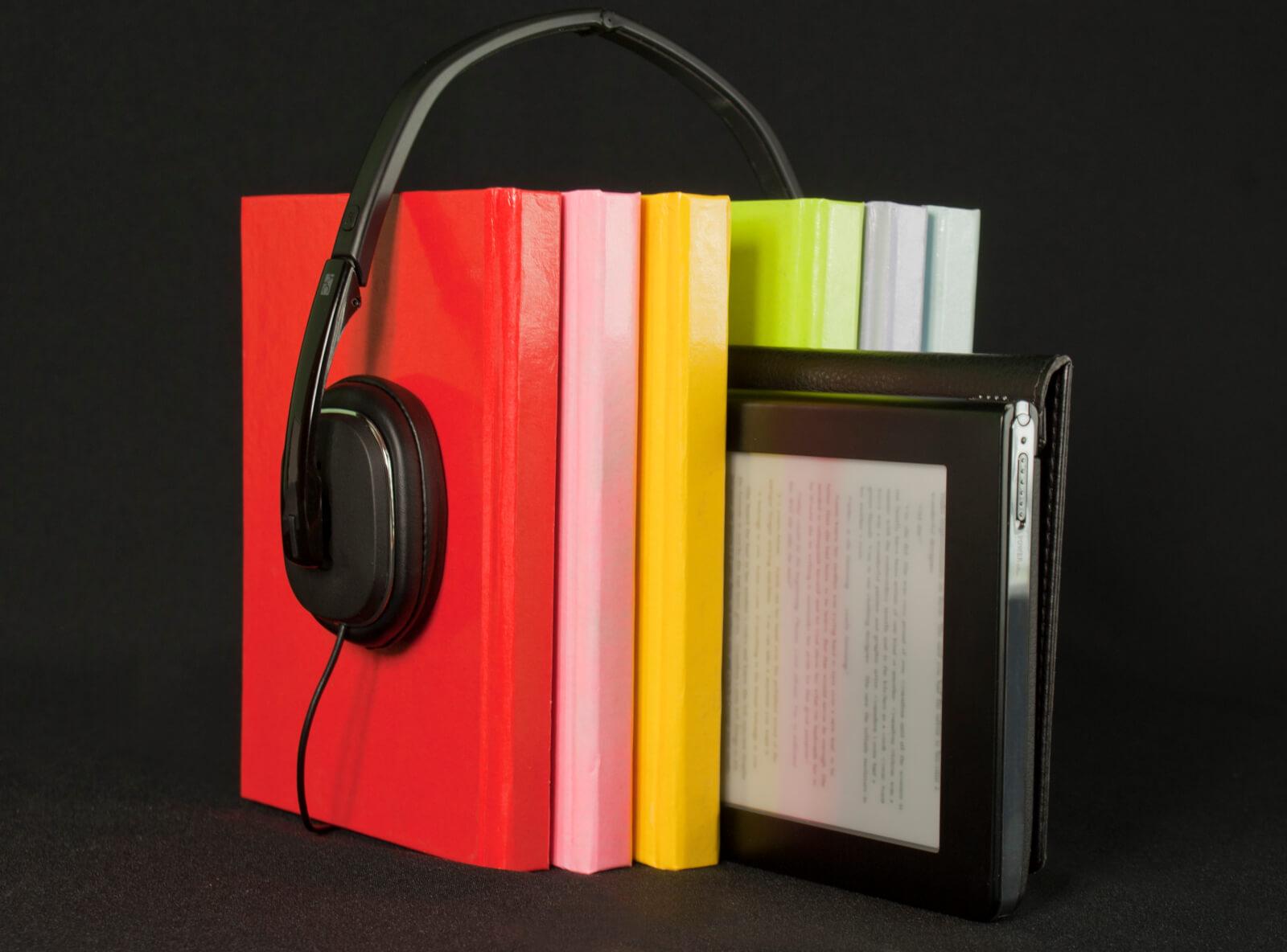 Что такое аудиокниги