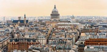 Латинский квартал и Сорбонна в Париже