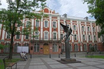 Санкт-Петербургский государственный университет в России