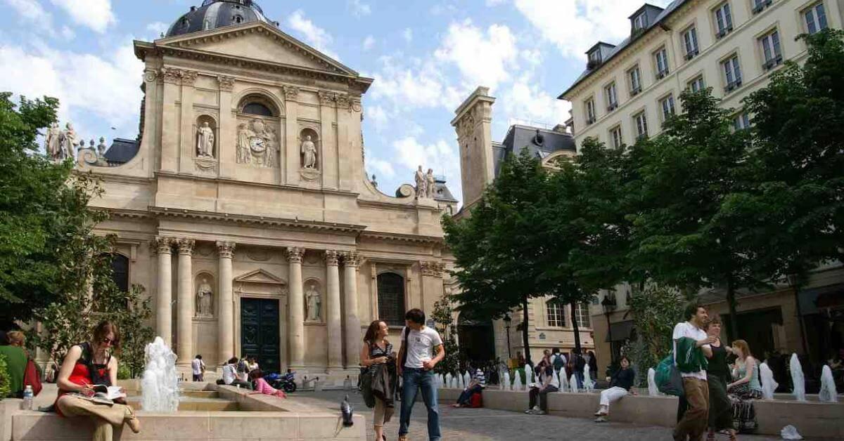 Парижский университет Сорбонна или как пройти по стопам гениев