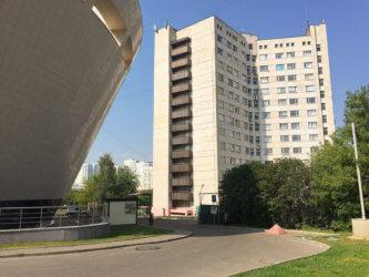 Общежитие МГИМО