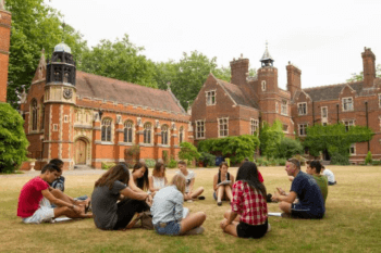 Cambridge University Summer