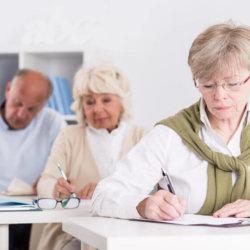 Дополнительное образование и возраст, учиться никогда не поздно