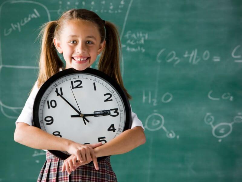 Планирование времени для школьников