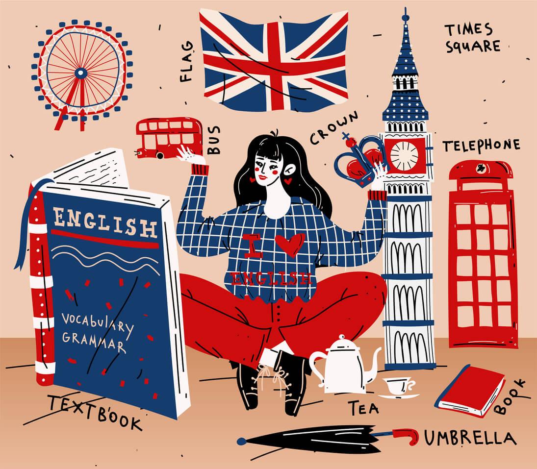 Жизнь студента в АНглии