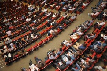 Участие в международной конференции