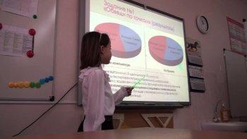 Научные работы школьников