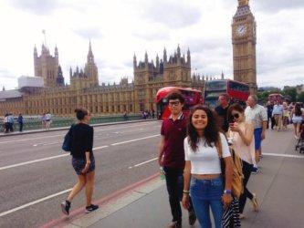 студент в Великобритании